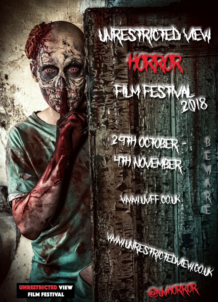 Unrestricted View Horror Film Festival 2018