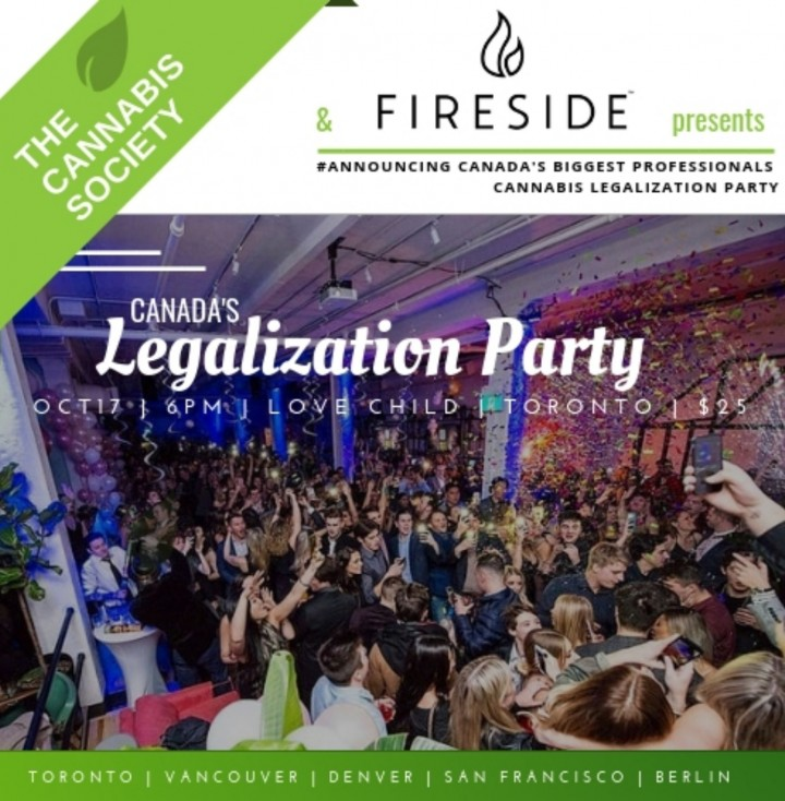 Canadian Legalization Party