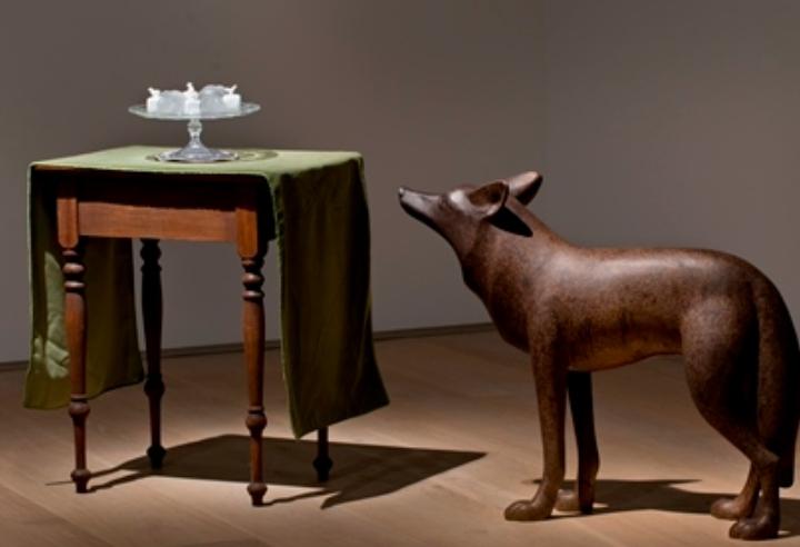 Le rêve aux loups  - exhibition