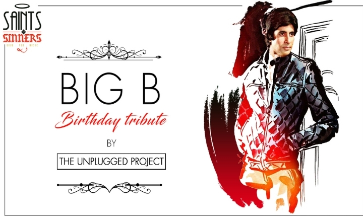 Big B Birthday Tribute by The Unplugged Project