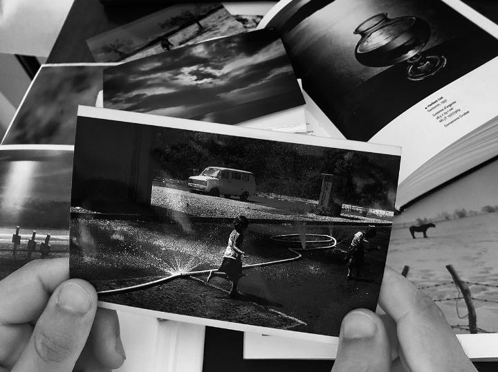 Excursus nella fotografia con Lina Pallotta