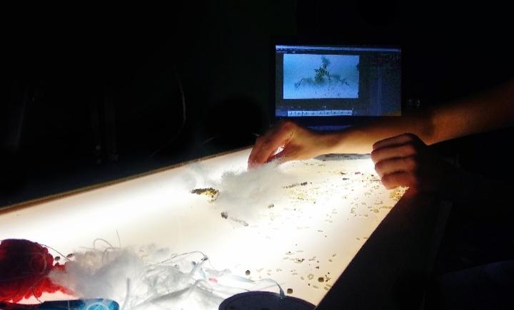 2h workshop experimentální animace  v Muzeu Karla Zemana