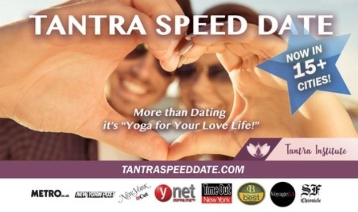 Tantra Speed Date - Portland Debut! Meet Mindful Singles