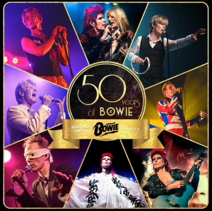 Absolute Bowie come to Edinburgh this December