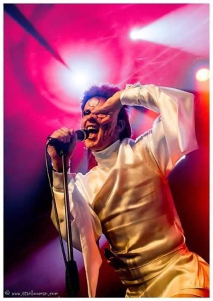 Absolute Bowie celebrate the life of David Bowie in Derby this February