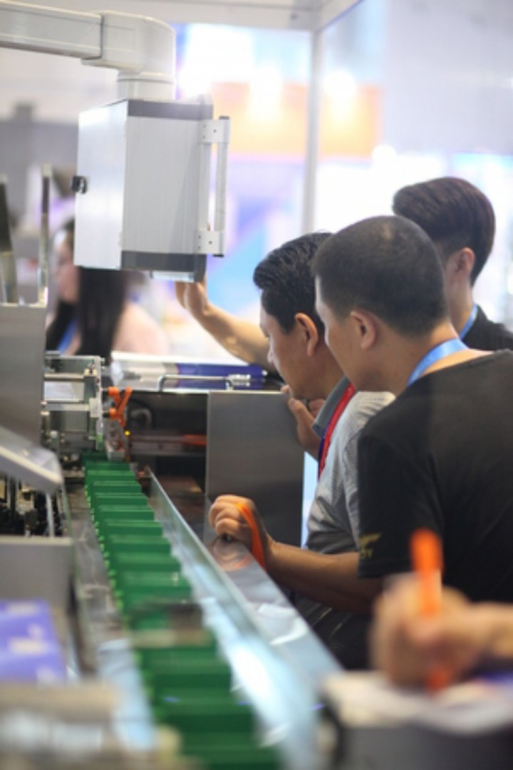 The 82nd API China