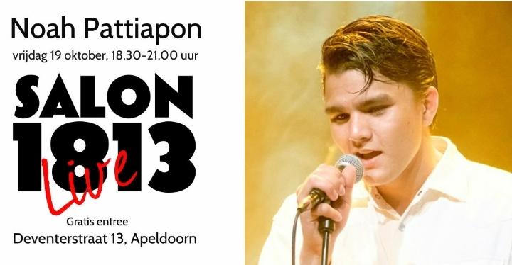 Salon Live - Noah Pattiapon