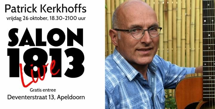 Salon Live - Patrick Kerkhoffs