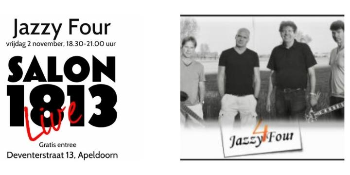 Salon Live - Jazzy Four
