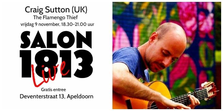 Salon Live - Craig Sutton