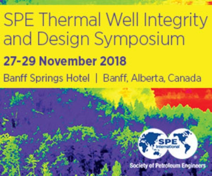 SPE Thermal Well Integrity and Design Symposi