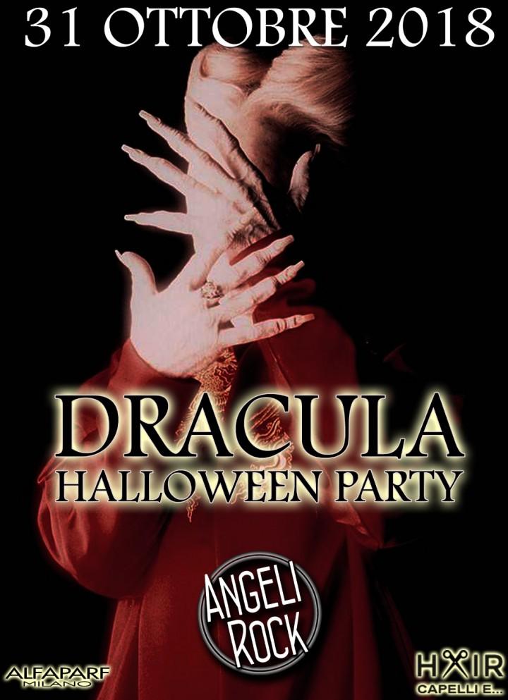 HALLOWEEN 2018 DRACULA HORROR PARTY @ Angeli