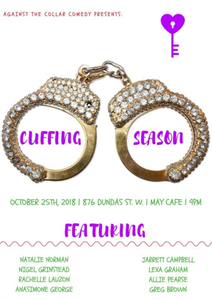 Against the Collar Comedy Presents: Cuffing S