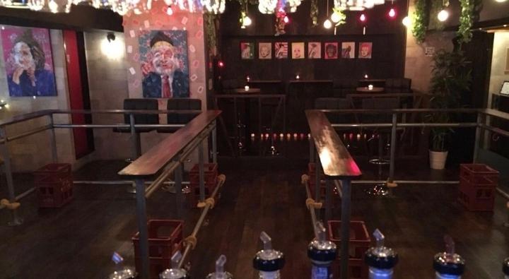 Fun chat & drinks @ a ¥330 bar in Ebisu / 楽しく
