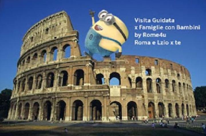 Colosseo e Foro Romano - Visita guidata per b