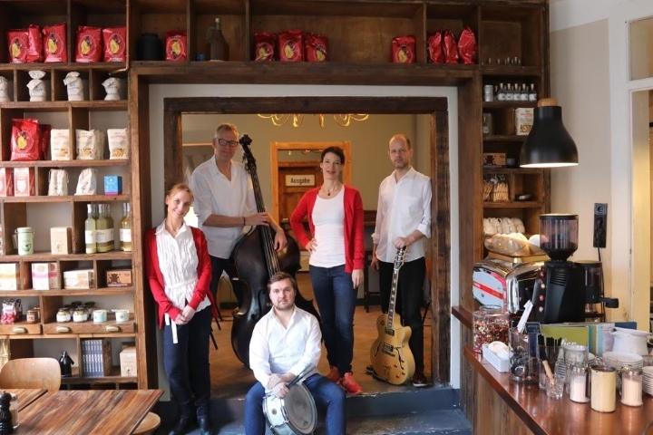 Nordischer Jazz mit Café Nordlys auf der alte