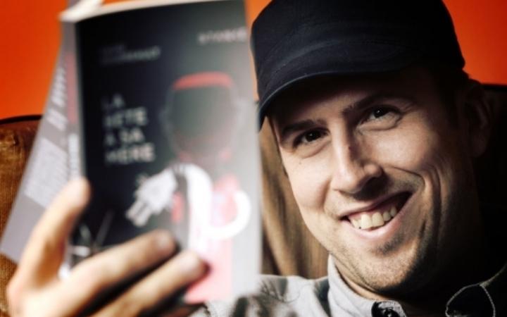 Rencontre d'auteur avec David Goudreault