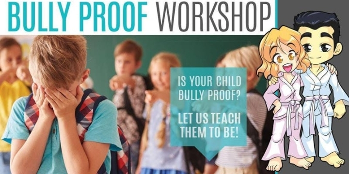 FREE Bully-Proof Workshop