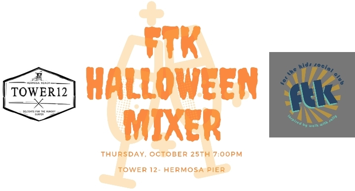 FTK Halloween Mixer