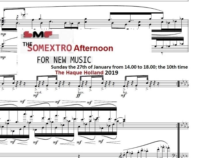 10e Somextro-bijeenkomstzondag 27-01-2019, 14:00-18:00 u
