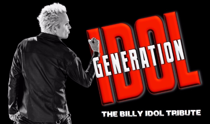 Generation Idol The Billy Idol Tribute at MadLife Stage Studios