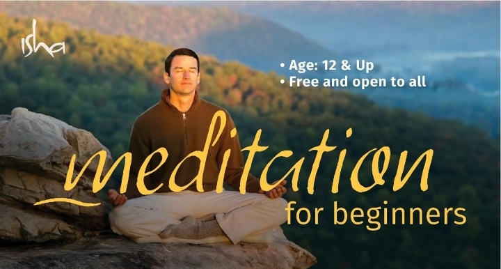 Meditation for Beginners (FREE class)