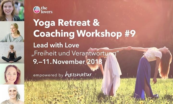 Yoga & Coaching Wochenende für Frauen Freihei