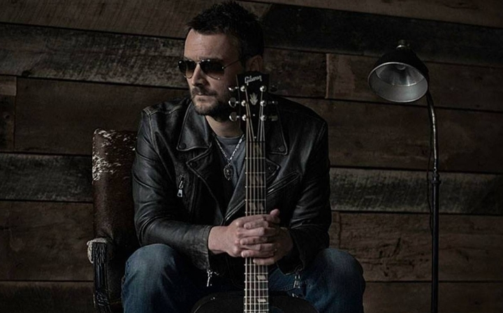 Eric Church at Scotiabank Arena, Toronto, ON