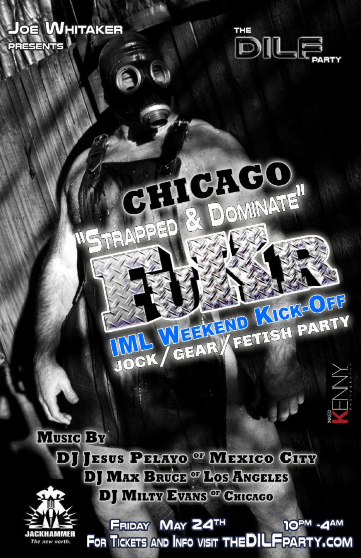 "FuKR Chicago IML KICKOFF ""Strapped & Dominate"