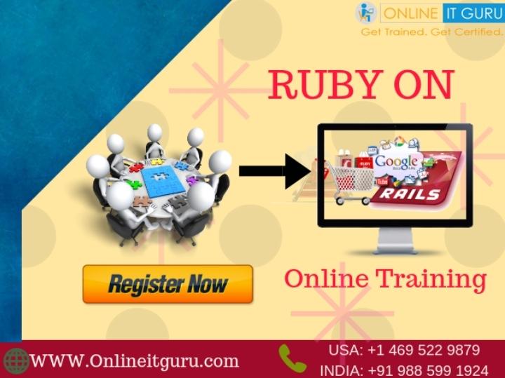 Ruby On Rails Online Training Hyderabad | Enr