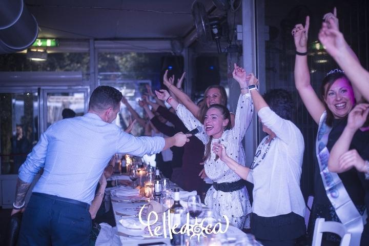 Tutto in una notte … dalla cena cantata al top Dance Floor di Milano