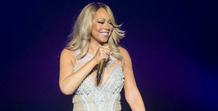 Mariah Carey At Beau Rivage Theatre Biloxi Ms