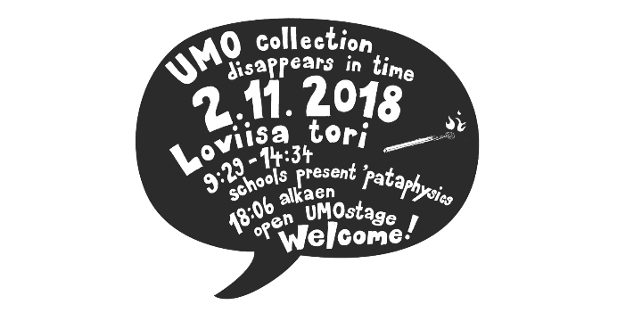 UMO collection disappears in time