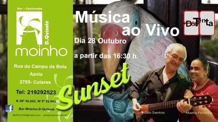 """""""Doi´Tenta"""" Bar Moinho Dom Quixote"""" 28-10-201"""