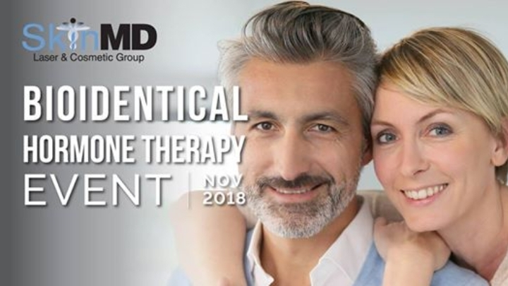 Free Bioidentical Hormone Therapy Event (Skin MD Boston)