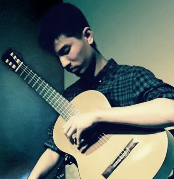 Robert Wang Guitar Recital