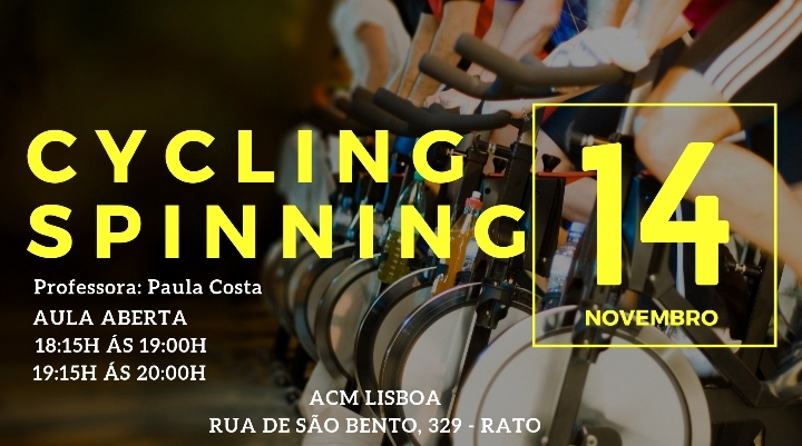 Aulas de Cycling