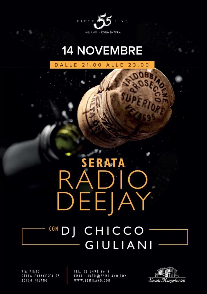 Radio Deejay > Dj Chicco Giuliani