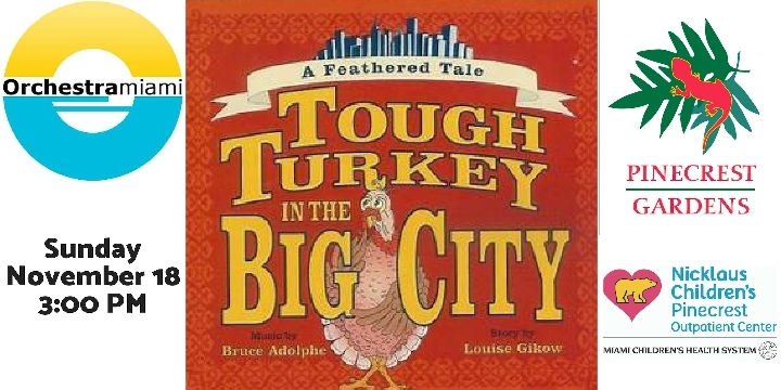 Tough Turkey in the Big City: A Feathered Tal
