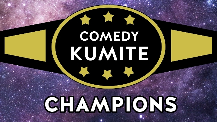 Comedy Kumite: Champions