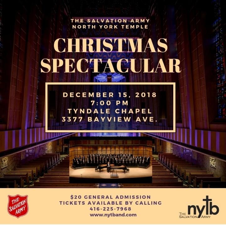 Free Event: Christmas Spectacular... - 15/12/18 - Evensi