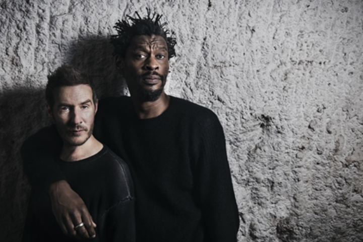 Massive Attack at The Palace Theatre - St. Pa