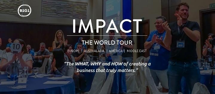 IMPACT - The World Tour