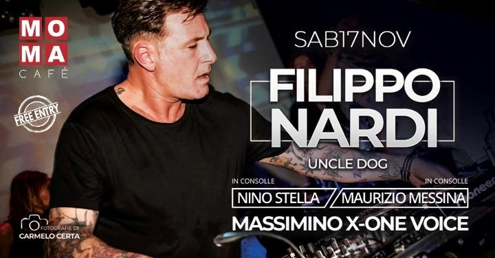 Next Saturday con lo Special Guest Filippo Na
