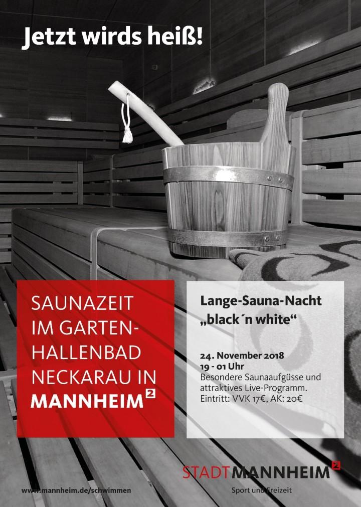 Lange Sauna Nacht In Mannheim 24 11 18 Evensi