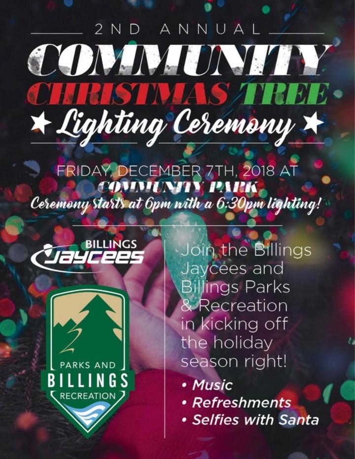 Community Christmas Tree Lighting