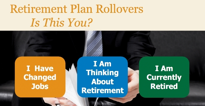 401(K) Rollovers - Easy as 1, 2, 3
