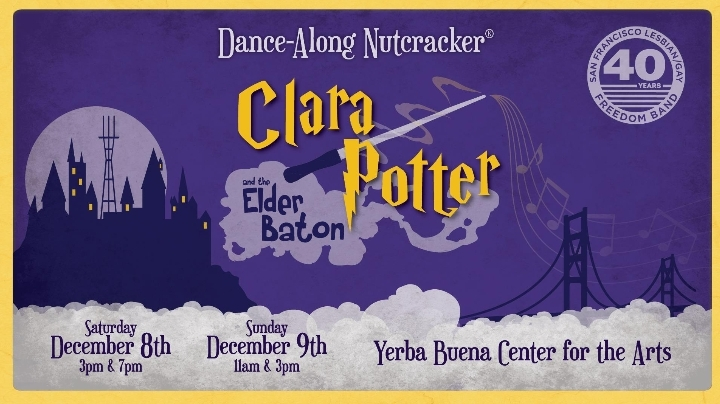 Dance-Along Nutcracker® 2018: Clara Potter an