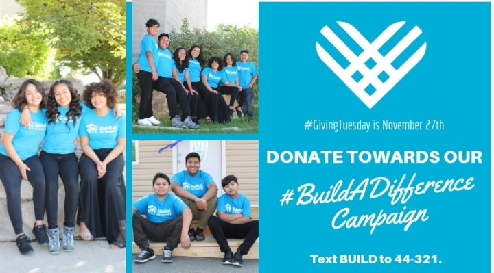 #BuildADifference with HabitatWD