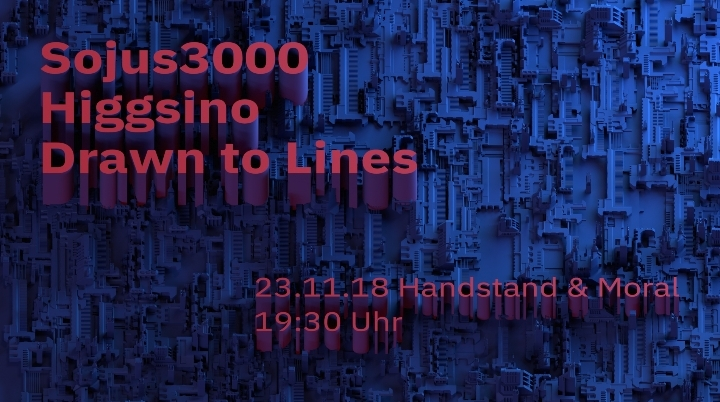 Post-Rock Live: Sojus300 - Higgsino - Drawn t